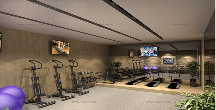 Moldex Residences Baguio - Fitness Gym