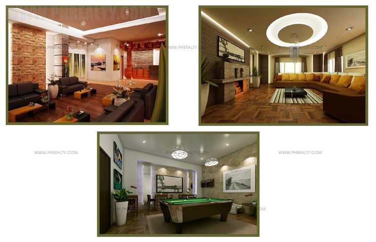 Moldex Residences Baguio - Grand Clubhouse