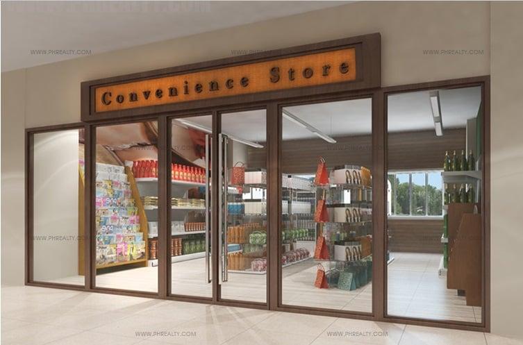 Moldex Residences Baguio - Convenience Store
