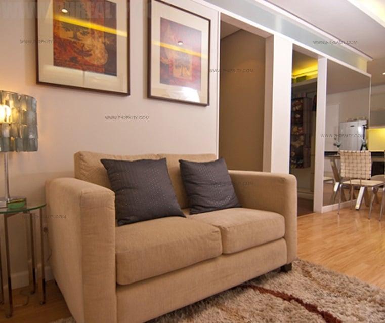 Sofia Bellevue - Living Room