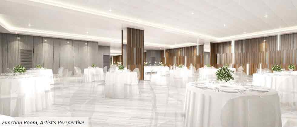 The Symphony Towers  - Function Room