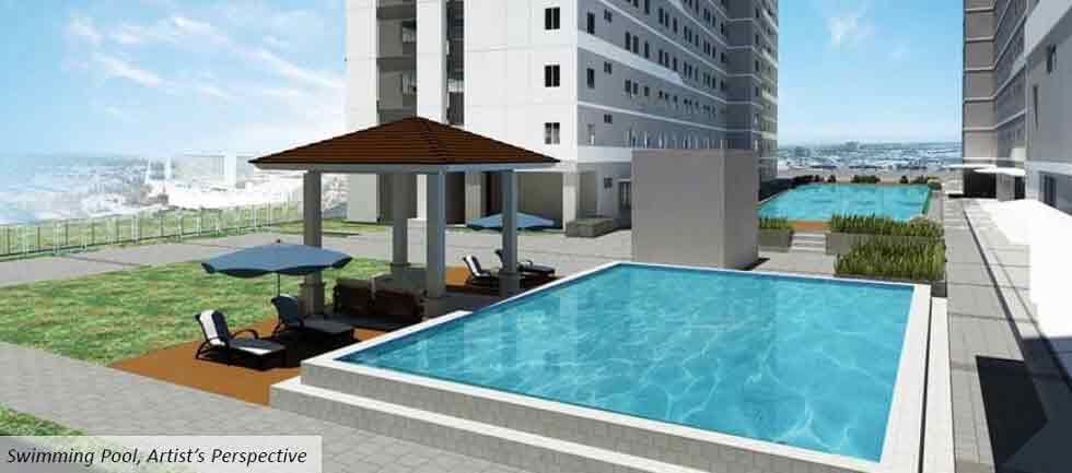 The Symphony Towers  - Swimming Pool