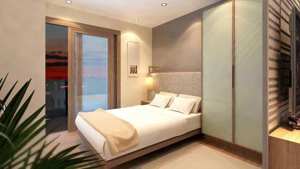 Tierra Lorenzo San Fernando - Bedroom