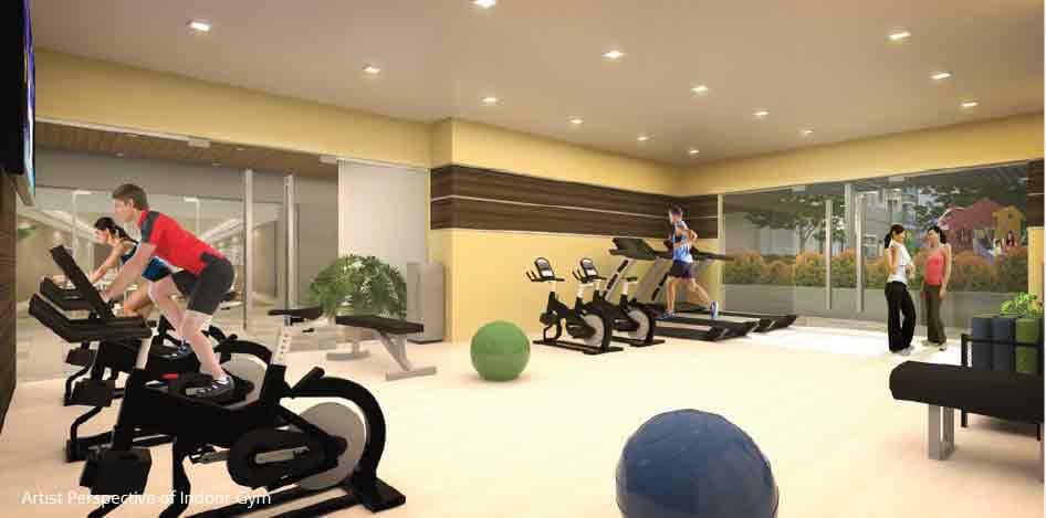 Avida Towers Vita - Fitness Gym