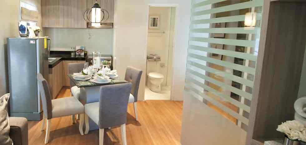 Pine Suites - Dining Area