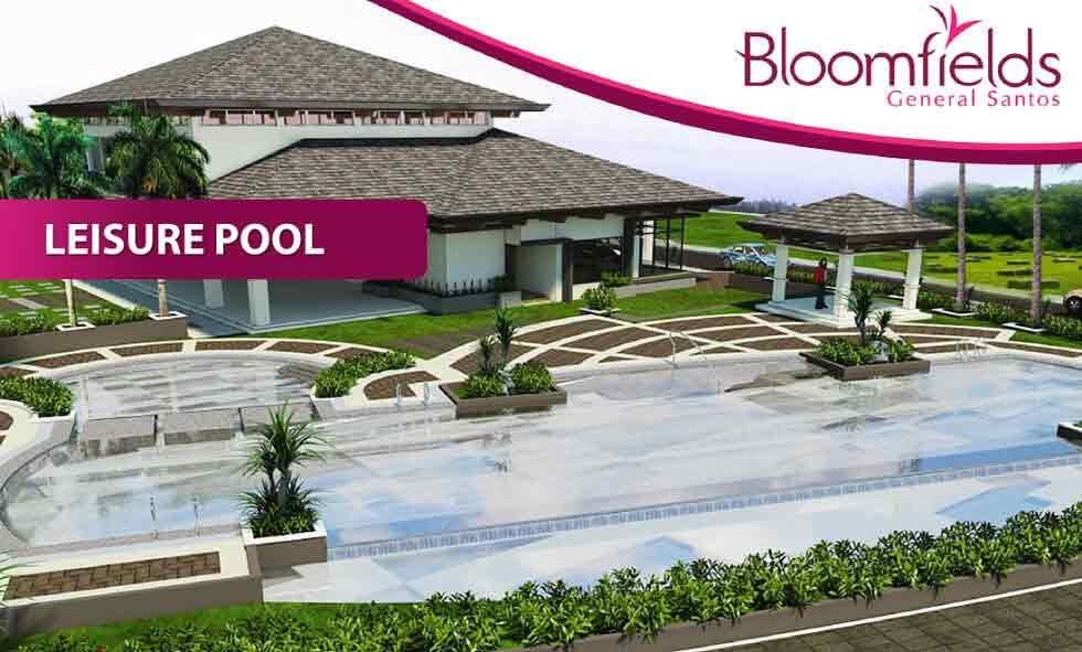 Bloomfields General Santos - Leisure Pool