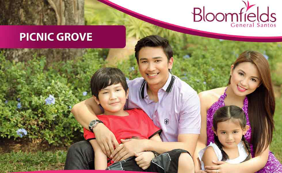 Bloomfields General Santos - Picnic Grove