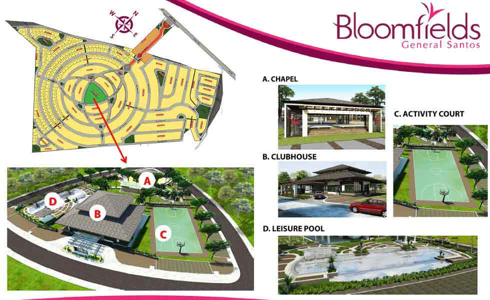 Bloomfields General Santos - Amenity Area