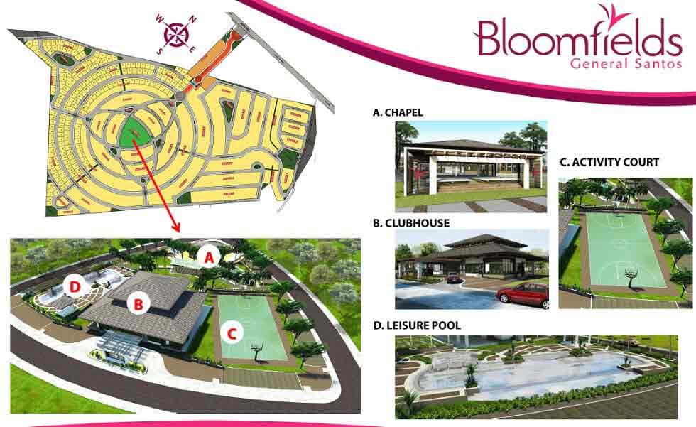 Bloomfields General Santos - Amenity Area