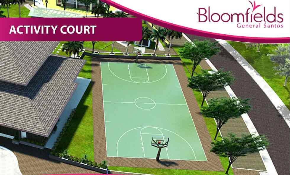 Bloomfields General Santos - Basketball Court