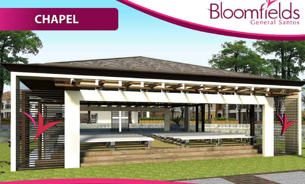 Bloomfields General Santos - Chapel