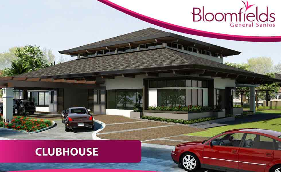 Bloomfields General Santos - Clubhouse