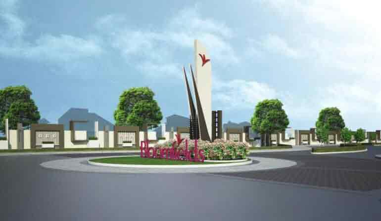 Bloomfields General Santos - Entry Marker