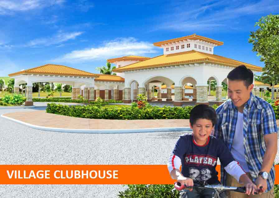 Brighton Bacolod - Village Clubhouse