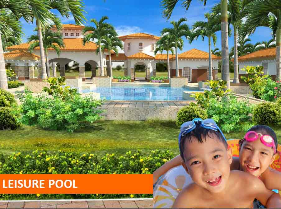 Brighton Bacolod - Leisure Pool