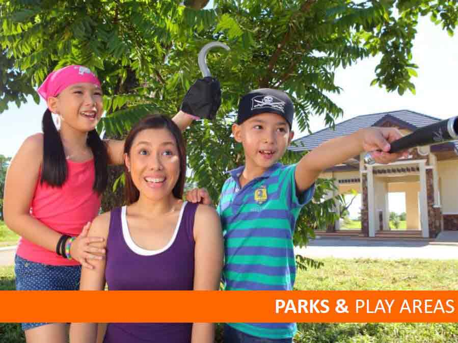 Brighton Bacolod - Parks and Play Areas