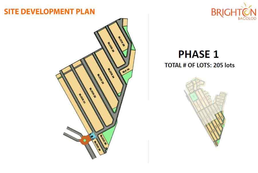 Brighton Bacolod - Phase 1