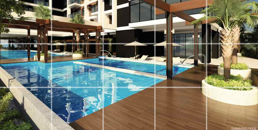 Galleria Residences - Swimming Pool