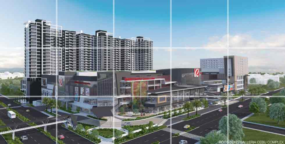 Galleria Residences - Robinsons Galleria Cebu Complex