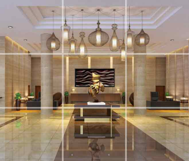 Galleria Residences - Entrance Lobby