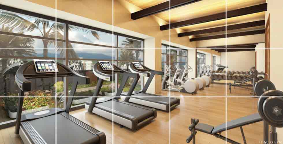 Galleria Residences - Fitness Gym