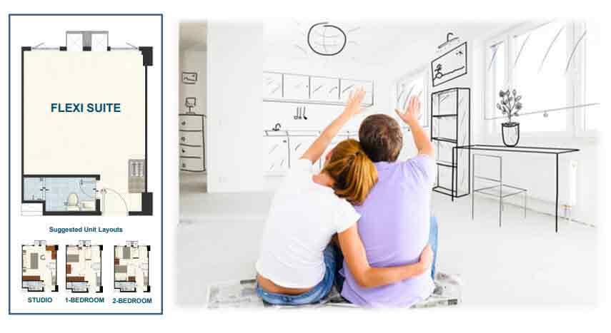 Hope Residences - Flexi Suite Unit