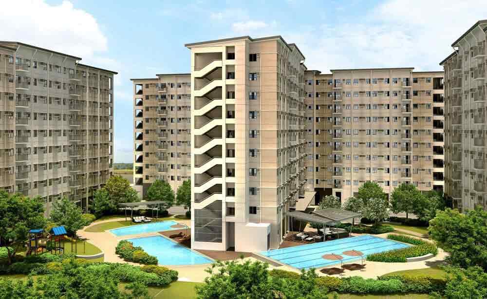 Charm Residences - Building Facade