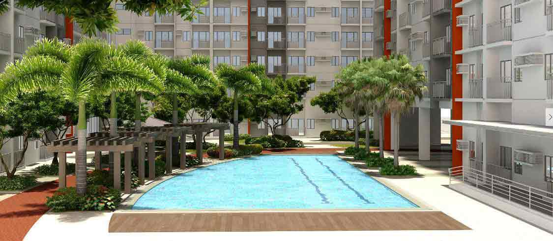 Bloom Residences - Swimming Pool