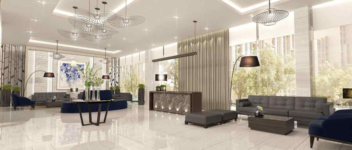 Bloom Residences - Main Lobby