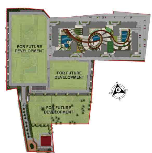 Bloom Residences - Site Development Plan