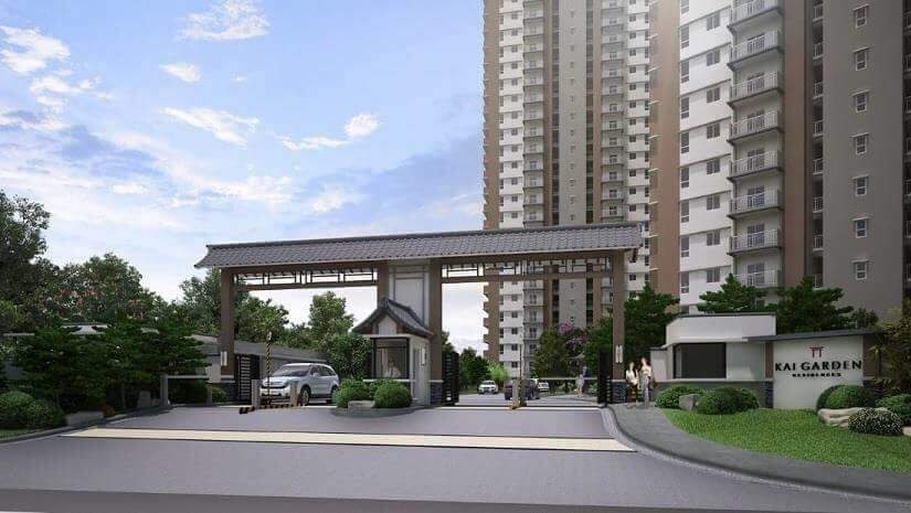 Kai Garden Residences - Entrance Gate