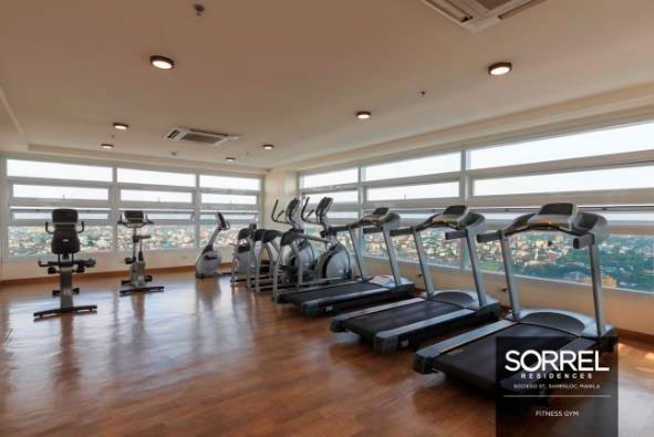 Kai Garden Residences - Fitness Gym