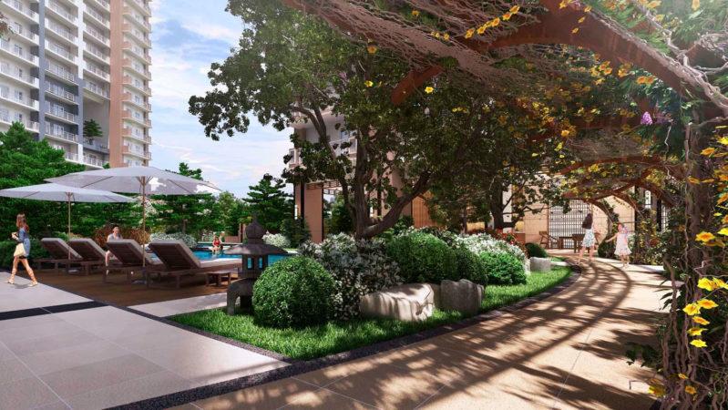 Kai Garden Residences - Gazebo