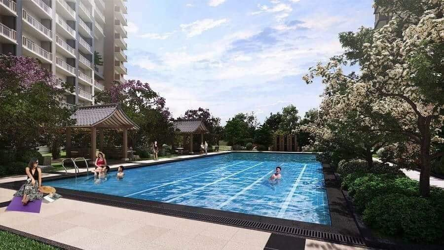 Kai Garden Residences - Lap Pool