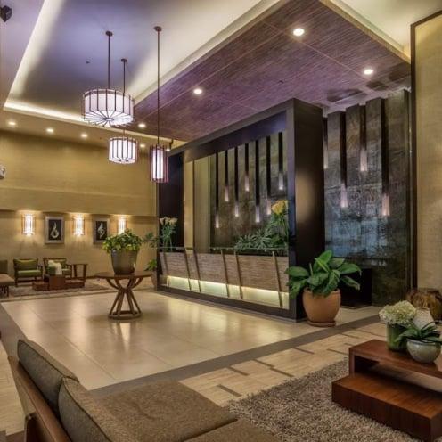 Kai Garden Residences - Lobby
