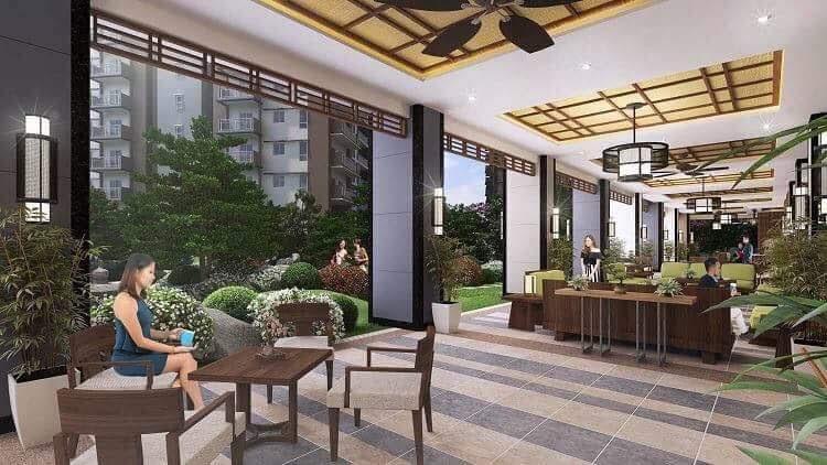 Kai Garden Residences - Lounge