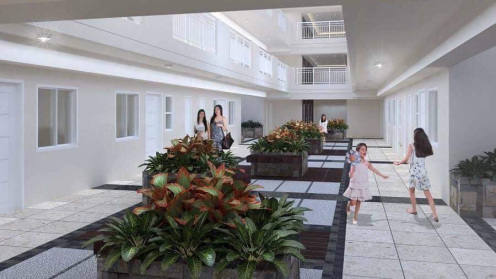 Kai Garden Residences - Atrium