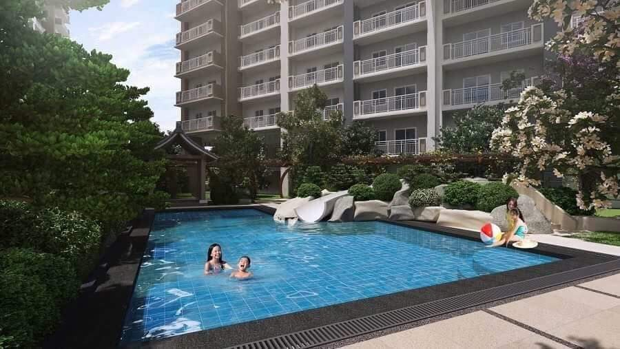 Kai Garden Residences - Pool Area