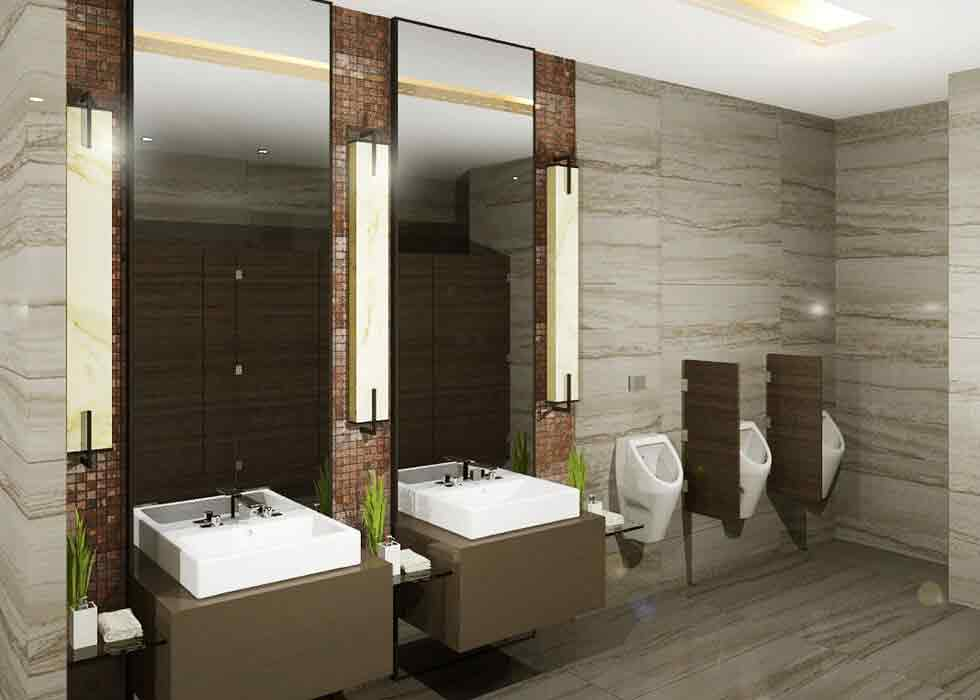Greenhills Town Center - Common Bathroom