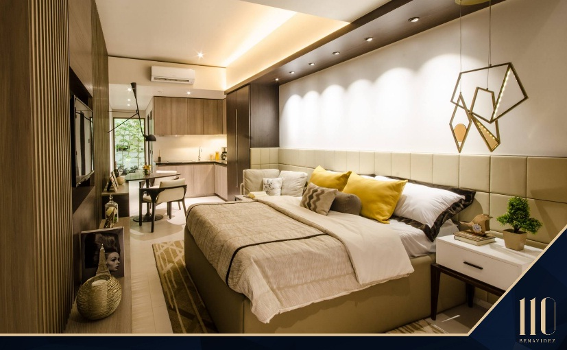 Arezzo Place - Model Unit of Bedroom