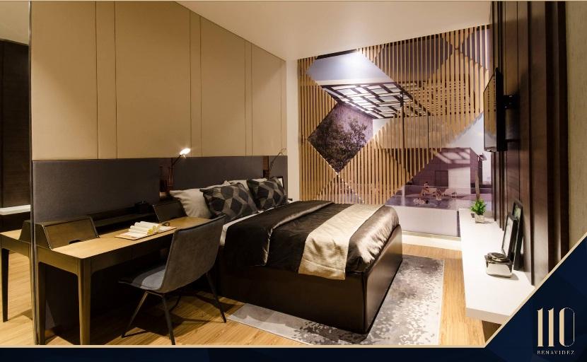 Arezzo Place - Bedroom