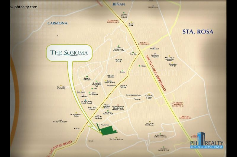 The Sonama  - The Sonoma