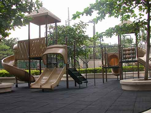 Essensa East Forbes - Children's Playground
