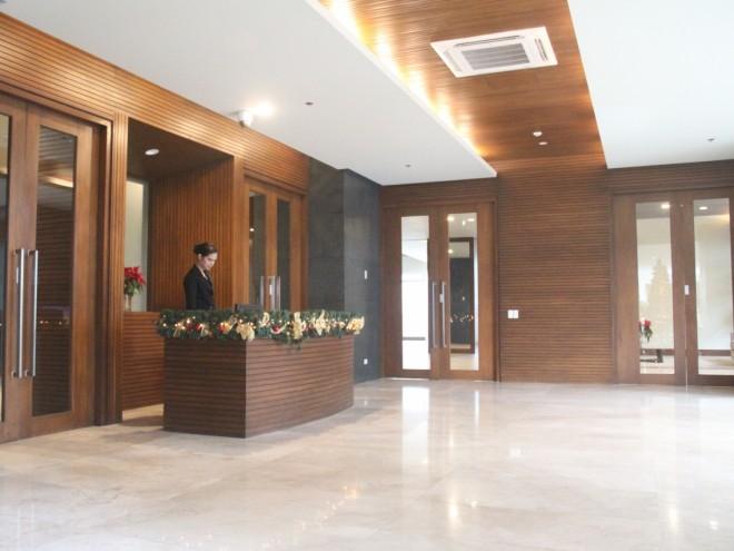 Two Serendra - Reception