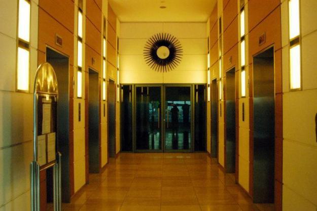 The Symphony Towers  - Lobby