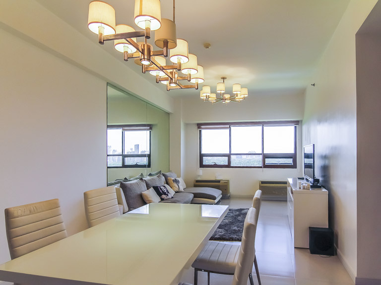 The Icon Residences - Dining Area