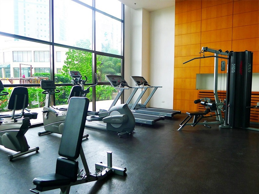 The Icon Residences - Fitness Gym