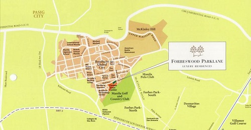 Forbeswood Parklane - Location & Vicinity
