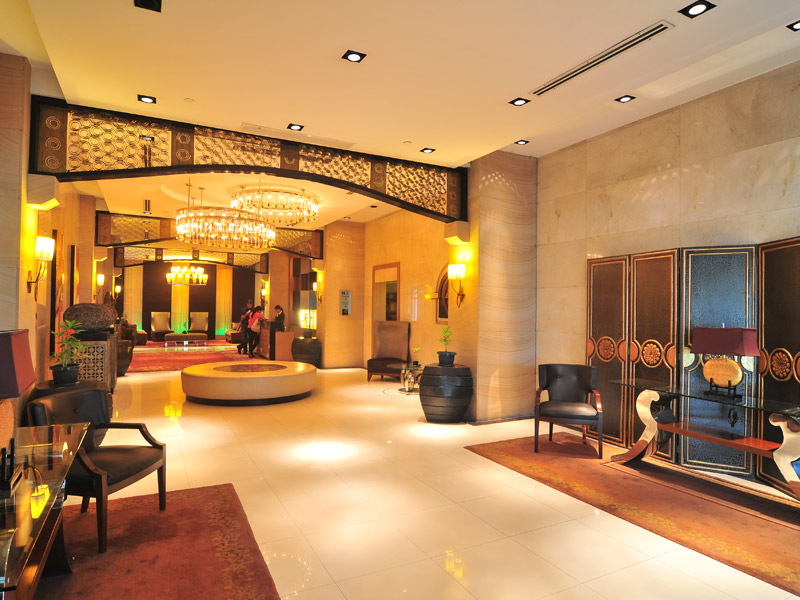 Forbeswood Parklane - Lobby Area