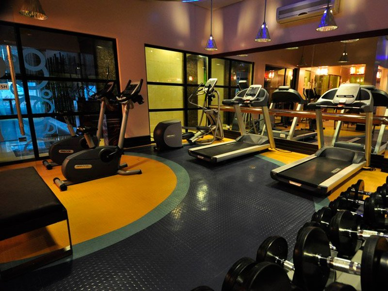 Forbeswood Parklane - Fitness Gym